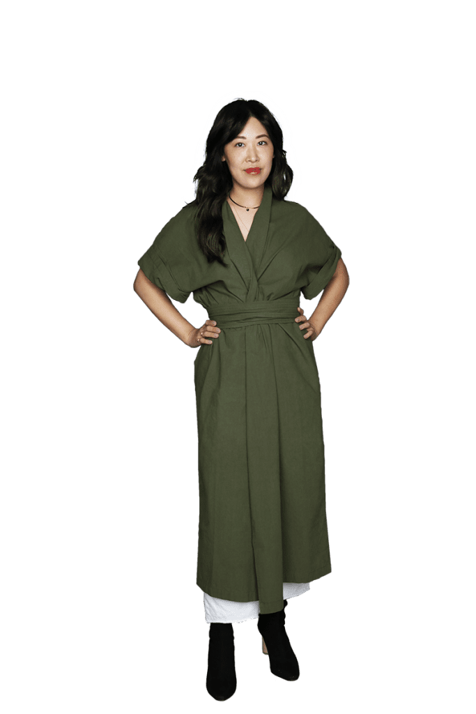 Christine Choi | BENJAMIN SALON Arts District